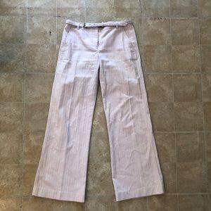Express Bell Bottom Dress Pants Sz 0